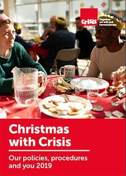 Christmas with Crisis, our policies, procedures and you 2019
